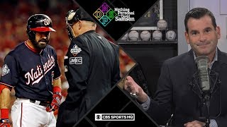 World Series, MLB would be better off with RoboUmps | Nothing Personal with David Samson