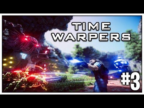 LASEROVÁ ZBRAŇ + NOVÉ PERKY!! (Time Warpers #3)