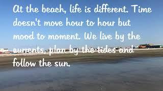 Beach Quotes Wildwood