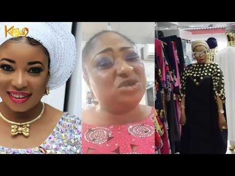&quotRepeat What You Did The Other Time And I Will Disgrace You&quot Lizzy Anjorin Warn Ronke Oshodi Oke
