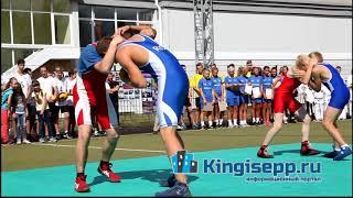 ЭКСКЛЮЗИВ: масштабный спортивный праздник в Кингисеппе на День Физкультурника. KINGISEPP.RU