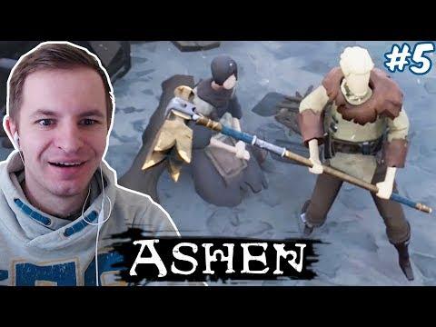 ПРУТ И КАМЕНЬ, ЗНАКОМСТВО С ЭЙЛОЙ | Ashen #5