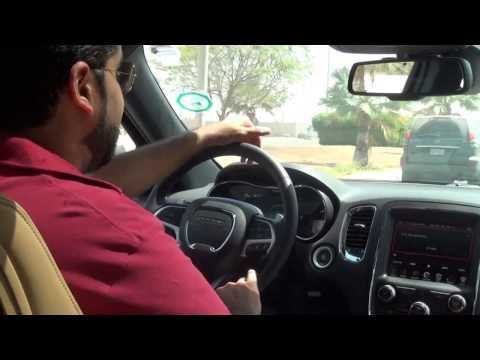 تجربة دودج دورانجو سيتاديل 2014 Dodge Durango Citadel - V1 Engines