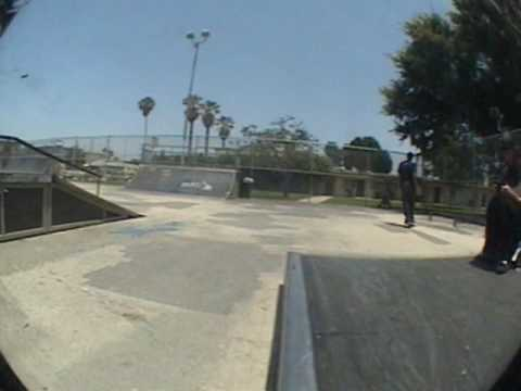 R.I.P Will Hall skatepark. (old)