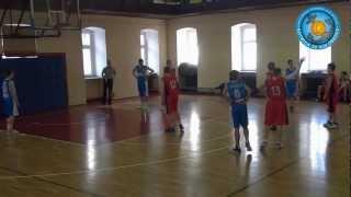 preview picture of video 'MUKS Kotwica 50 Kołobrzeg vs UKS Kasprowiczanka Ostrów Wlkp. 69:51'