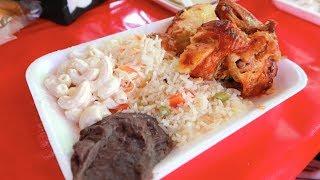 MEXICAN STREET FOOD- TLACOLULA MARKET Food In OAXACA
