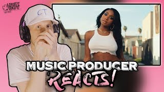Music Producer Reacts To Normani   MOTIVATION!!