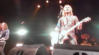 The Darkness Open Fire and Love Is Only A Feeling(Live 4/25/18)