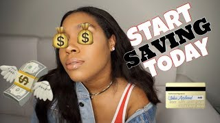 HOW I SAVED $14,000.00+ | Reach Your Savings Goal