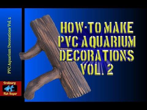 PVC Aquarium Decorations Vol.2 – Ordinary Fish Keeper