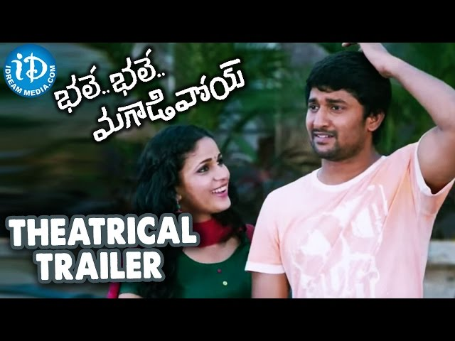 Bhale Bhale Magadivoy Full Movie Watch Online Free | Nani, Lavanya Tripathi