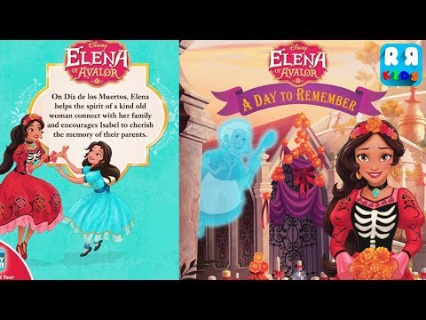 Elena Of Avalor: A Day To Remember - IOS | Disney Storybook