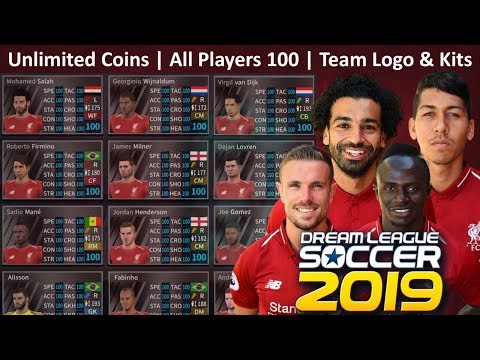 How To Hack Liverpool Team In Dream League Soccer 2019 | No Root & No Mod  Apk - DLS HUB