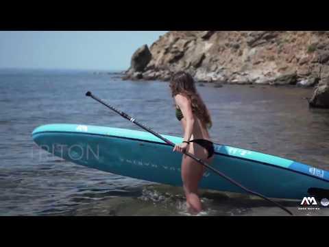 Aqua Marina Stand Up Paddle Board Collection 2019