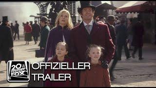 Greatest Showman Film Trailer