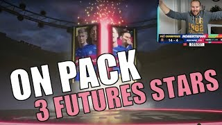 FIFA 19 - 50 PACKS AMÉLIORATIONS OR OU 81 + !! ON RÉCUPÈRE AUSSI UNE ICONE ET UNE FUTURE STAR !!