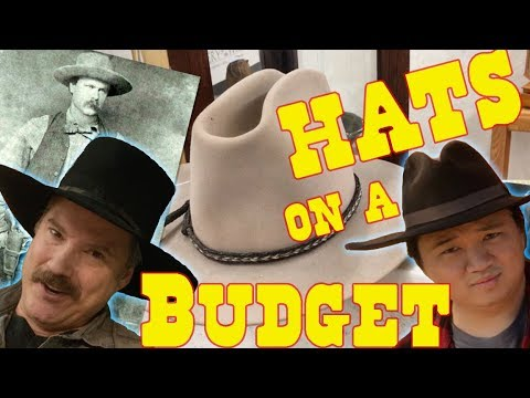Western Hats on a Budget