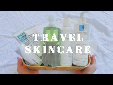 短途&长途旅行2套方案! Travel skincare