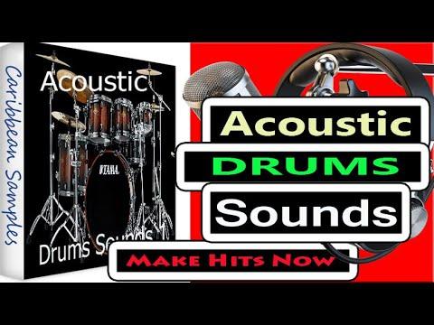 2.360 Acoustic One Shot Drums Sounds Vol:1