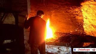 N Ireland Blacksmith, Yeats, Heaney -  Historic Culture Scenery
