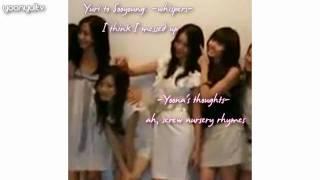 """YoonYul 윤율 Funny Moment #27 - """"Yoona Is Jealous"""""""