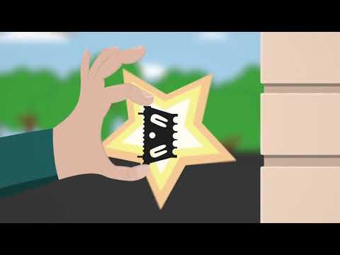 Video preview Bijenbekje 5cm (5 stuks)