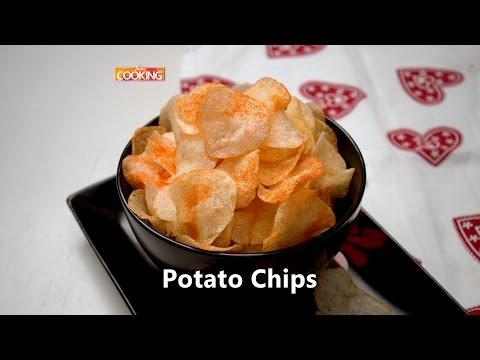 Potato chips | Ventuno Home Cooking