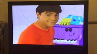 Opening To Blue's Clues Blue Talks 2004 VHS (American USA Copy)