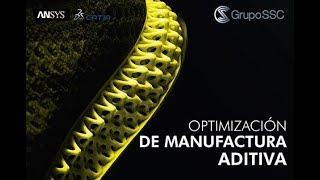 Optimización de Manufactura Aditiva