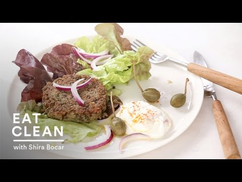 Lentil Burgers with Greek Yogurt – Eat Clean with Shira Bocar