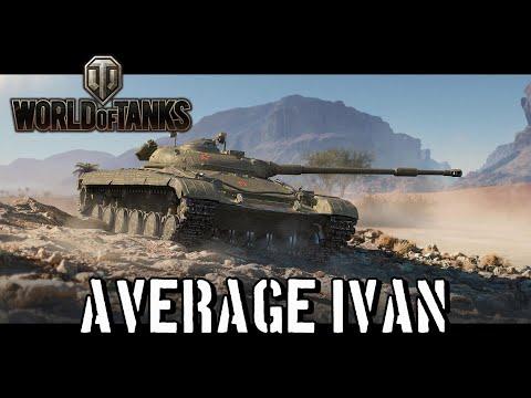 World of Tanks - Average Ivan