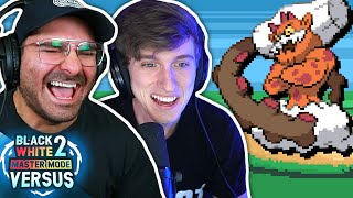 Playing Pokemon with Reversed Controls!? • BW2 Versus • 03