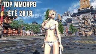 TOP MMORPG 2018 : à quel MMO jouer pour cet ÉTÉ ?