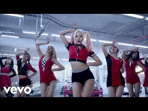 AOA - 「愛をちょうだい」<Dance ver.> -Music Video- видео