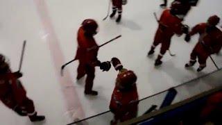 Локомотив - ХК Бобров (10:2); 1й период. Детский хоккей (2003 г.р.)