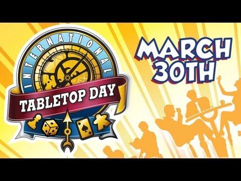 Felicia Day vyhlašuje Mezinárodní den deskovek