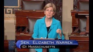 Sen Warren Blasts GOP Secret Health Care Bill-Full Senate Speech