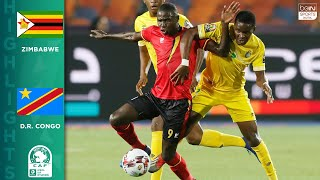 Highlights: Zimbabwe vs. DR Congo
