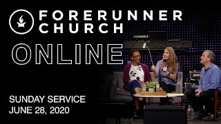 Sunday Service | IHOPKC + Forerunner Church | June 28 | Mike Bickle & Team: Panel on Racism, Part 2