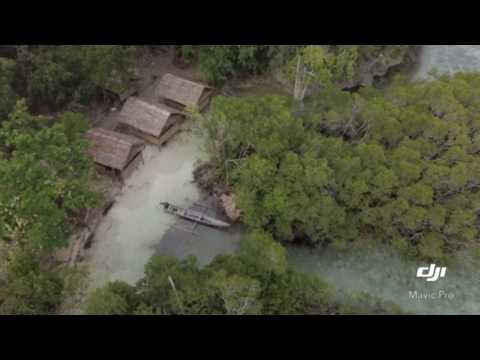 Daroyen Village Raja Ampat