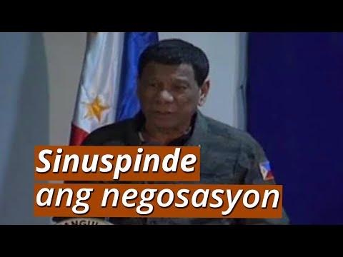 [GMA]  UB: PDu30, ipinag-utos na suspendihin ang negosasyon sa anumang tulong-pinansyal na alok ng mga …