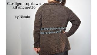 Giacchina Uncinetto Top Down ฟรวดโอออนไลน ดทวออนไลน