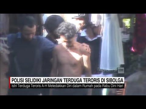 Polisi Selidiki Jaringan Terduga Teroris di Sibolga