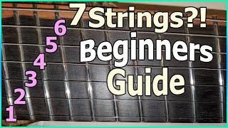7 String Guitars   A Beginners Guide