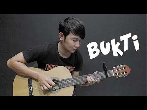 (Virgoun) Bukti - Nathan Fingerstyle | Guitar Cover