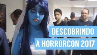 Vídeo: Conheça a HorrorCon, convenção de terror em São Paulo