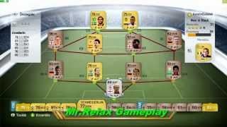 "FIFA 14 Ultimate Team HUN Gameplay Max Setting ""Magyar kommentáros"" [Full HD] Match Pack 2.1"