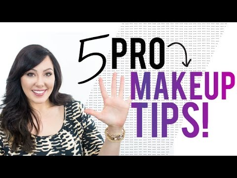 , title : '5 Makeup Tricks for Beginners | Makeup Geek'