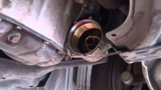 Engine Oil Change and Filter Scion xD