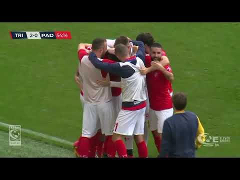 Triestina - Padova: Highlights